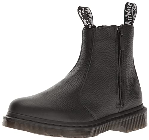 Dr. Martens Women s 2976 W Zips Chelsea Boots  Amazon.co.uk  Shoes ... e228ae82b0