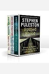 Spilled Blood: Inspector Drake Mysteries Box Set Book 1-3 Kindle Edition