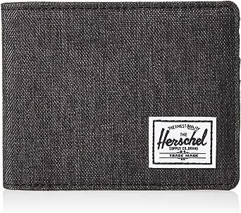 Herschel Supply Co. Unisex-Adult's Roy RFID Wallet, Black
