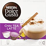 NESCAFÉ Dolce Gusto | Capsulas de Té Chai Tea Latte | Pack de 3 x 16 Cápsulas - Total: 48 Cápsulas