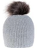 wooly hat Wollig Wurm Winter Beanie Hat Hats Blink Damen Strickmütze Fashion Ski Snowboard