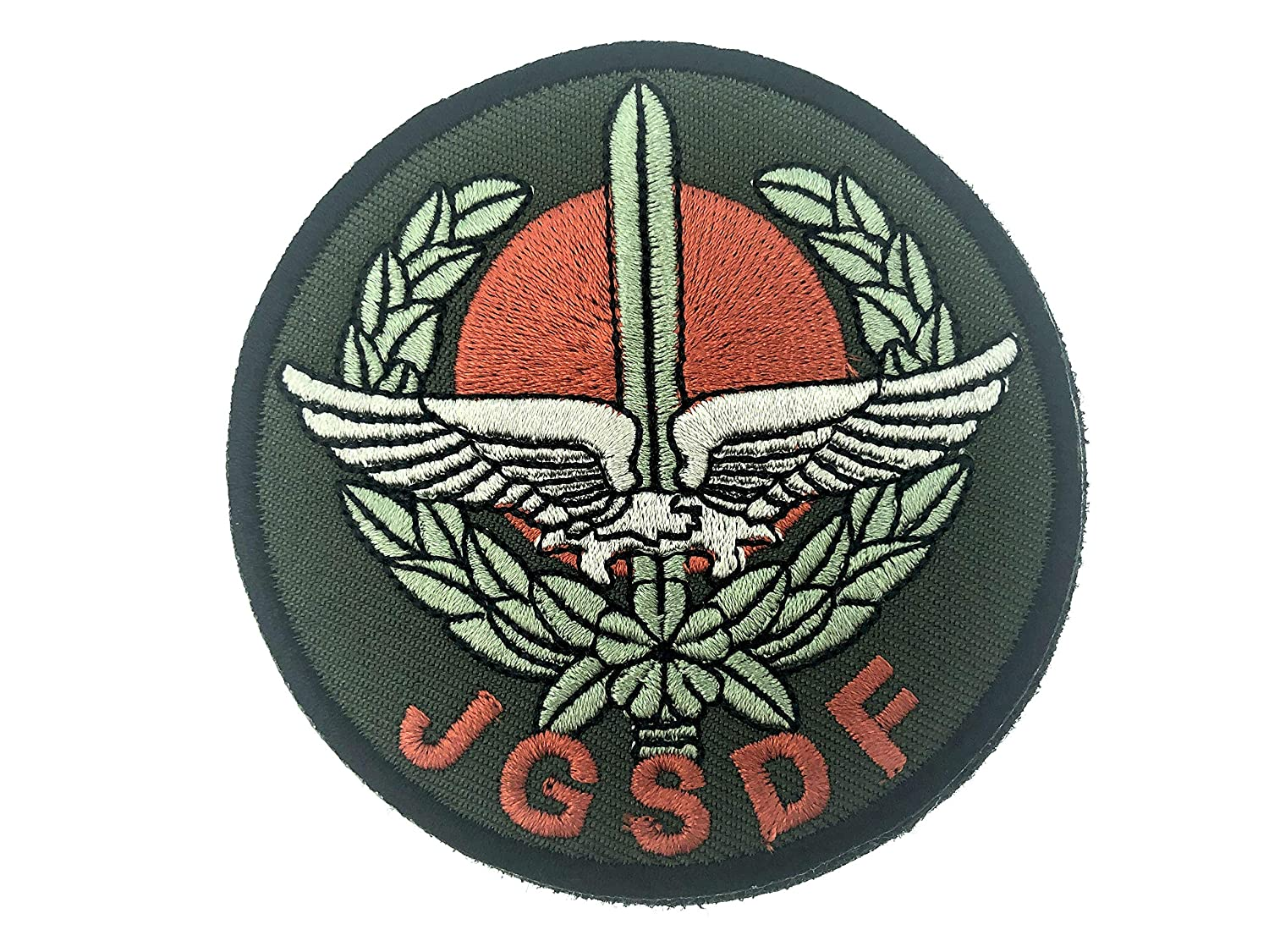JGSDF Japan Ground Self-Defense Force Brod/é Airsoft Morale Cosplay Patch
