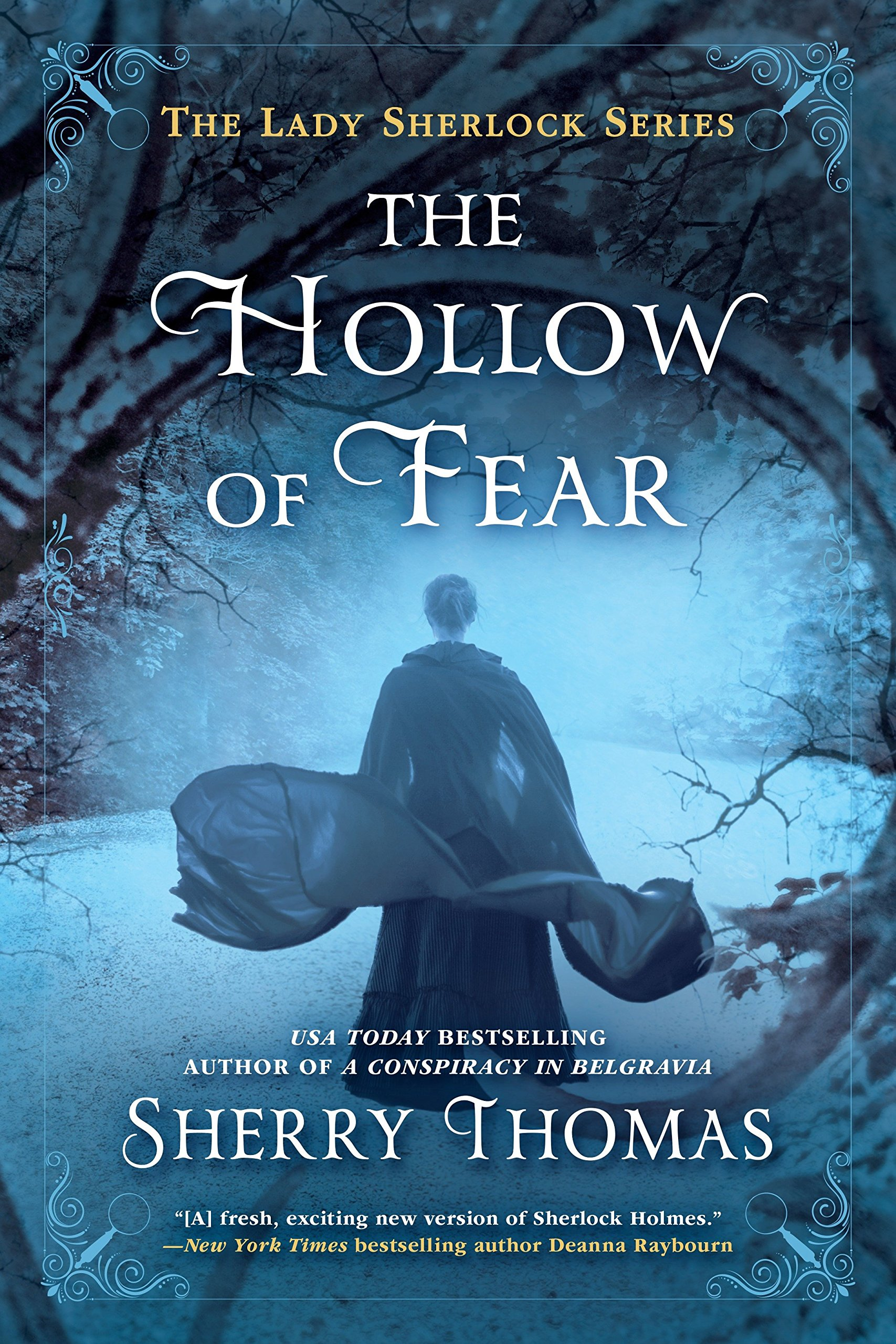 Image result for the hollow of fear by sherry thomas