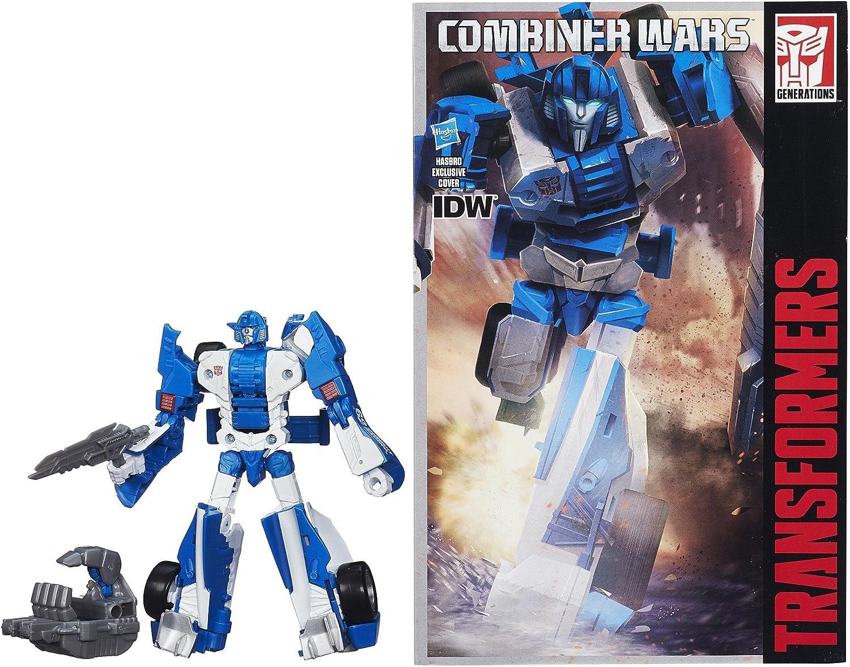 New Transformers Generations Combiner Wars Deluxe Class Dragstrip Racing KIDZ