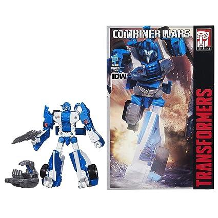 amazon com transformers generations combiner wars deluxe class