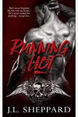 Running Hot (Hell Ryders MC Book 2) Kindle Edition