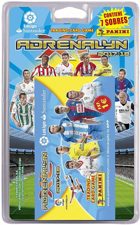 La Liga Santander- Blister 7 Sobres Adrenalina (Panini 003506BLIE ...