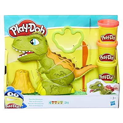 Play-Doh Rex The Chomper: Toys & Games