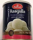 Haldiram's Rasgulla Tin 1 kg,