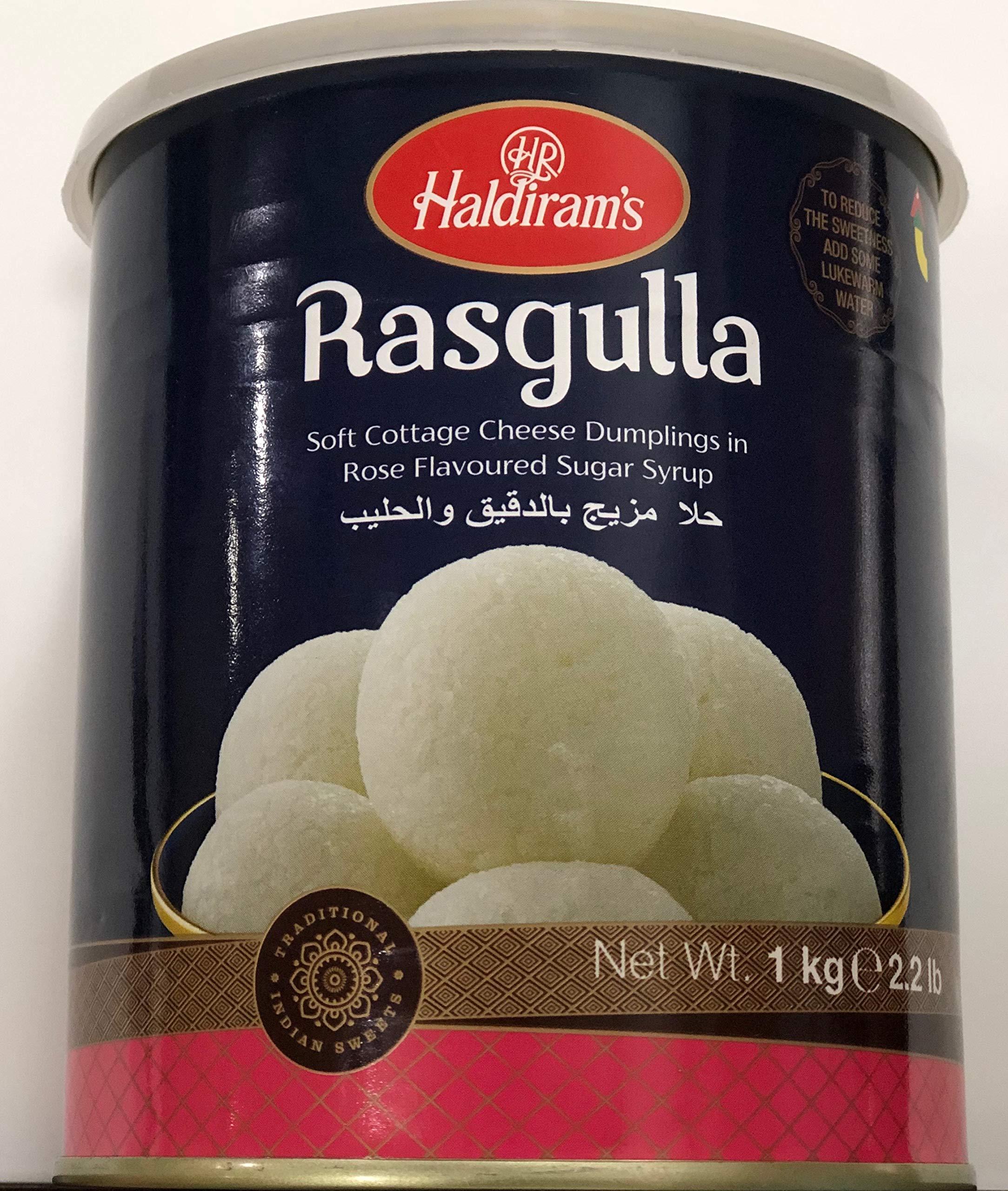Haldirams Nagpur Rasgulla, 1kg