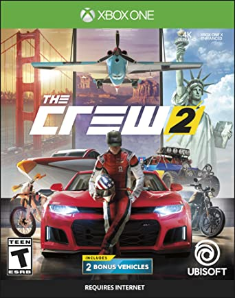 The Crew 2 - Day One Edition for Xbox One [USA]: Amazon.es: Ubisoft: Cine y Series TV