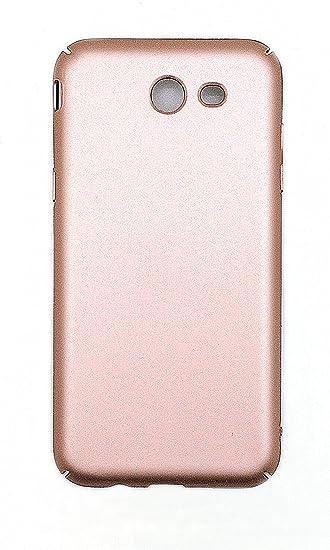 Case for Samsung SM-J327V Galaxy J3 V 2017 / SM-J327VPP Case PC Hard Cover  Pink