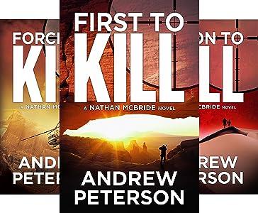 Nathan McBride (Serie de 7 libros) Edición para Kindle