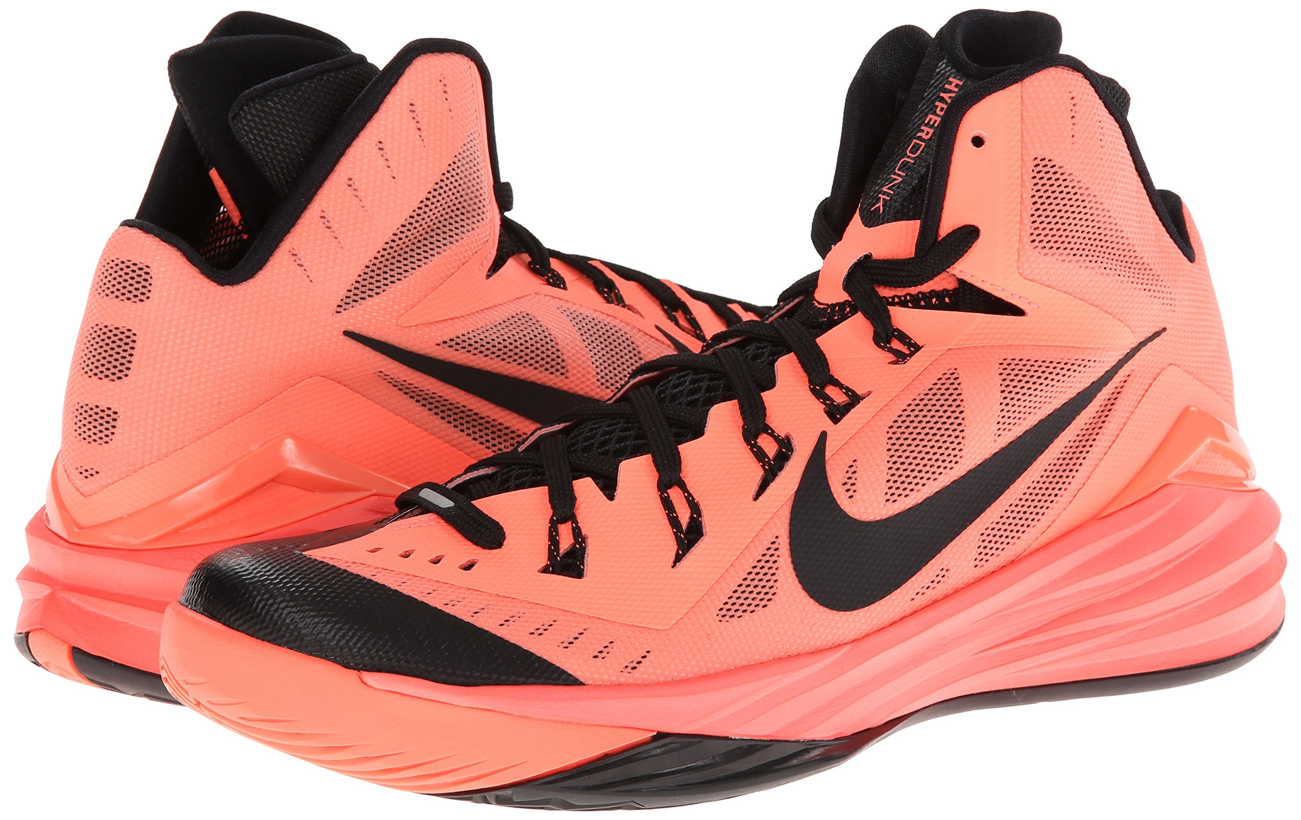 47479c1ef8a6 Galleon - Nike Men s Hyperdunk 2014 Bright Mango Black Basketball Shoe 10.5  Men US