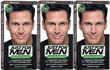 Haarfarbe shampoo schwarz