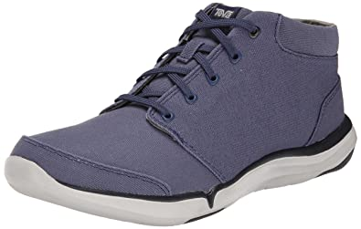 Mens Teva Men's M Wander Lace Casual Leather Sneaker Store Online Size 41