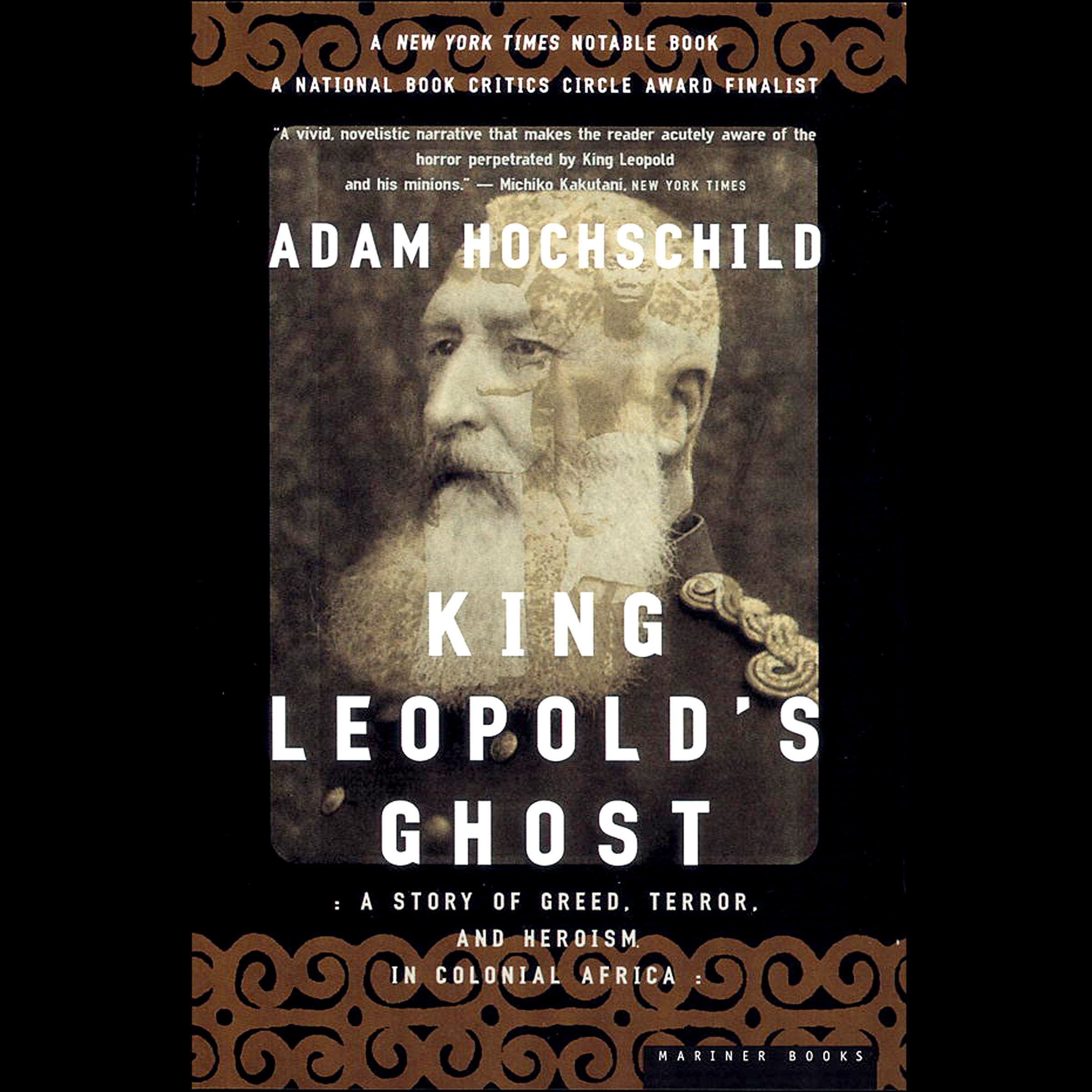 King Leopold's Ghost: A Story of Greed, Terror, and Heroism in Colonial Africa by Random House Audio (Image #1)