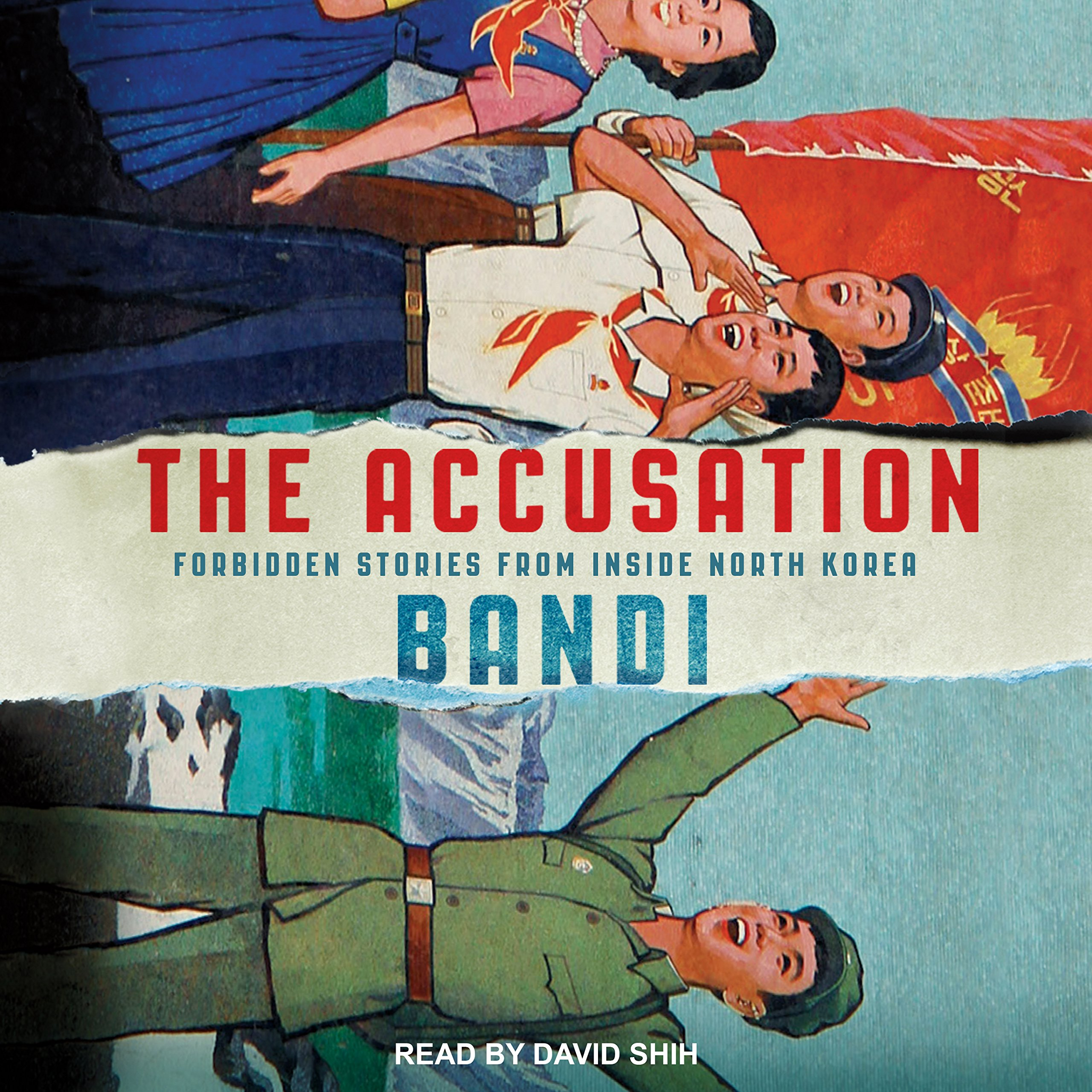 Amazon: The Accusation: Forbidden Stories From Inside North Korea  (9781541401174): Bandi, David Shih: Books