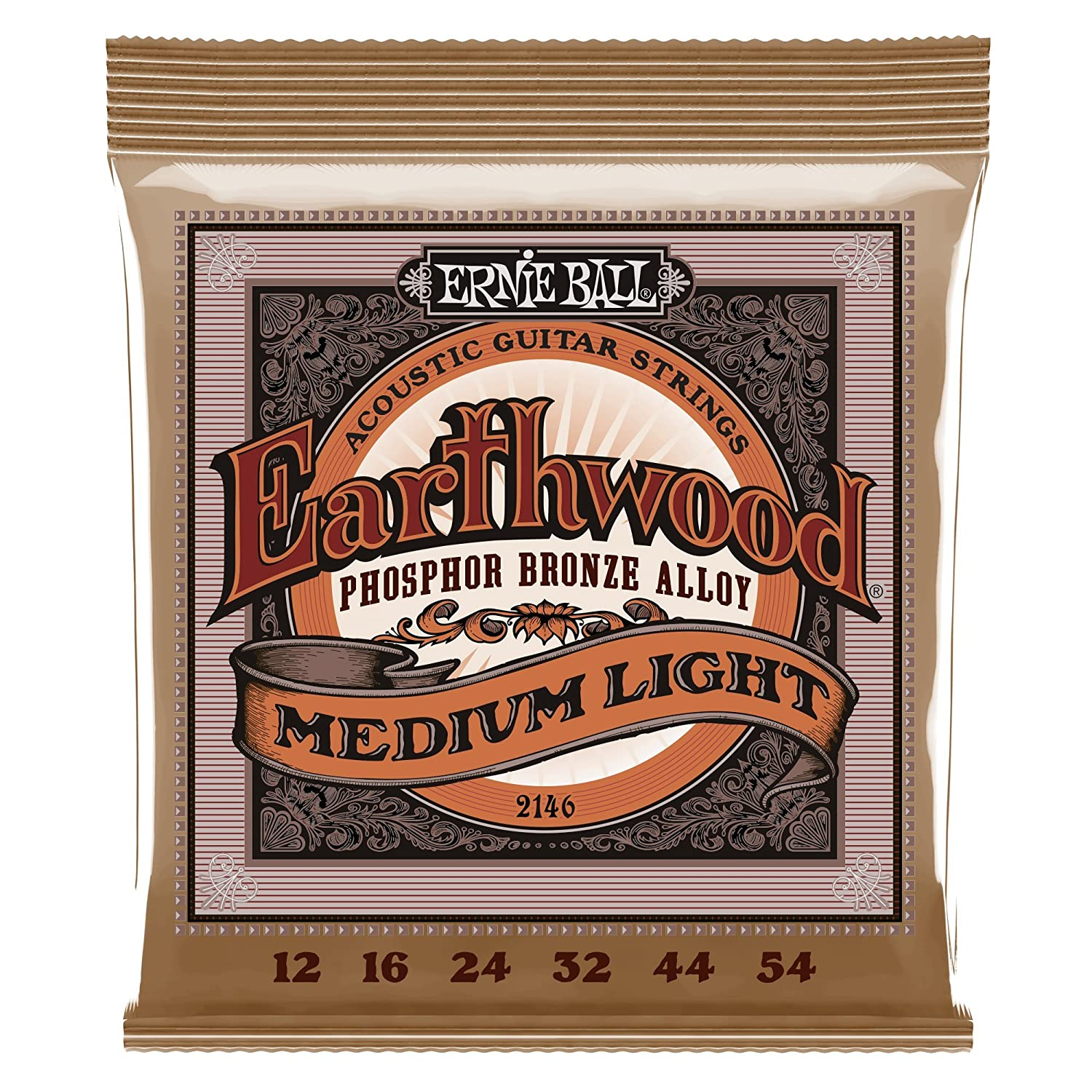 Ernie Ball 2146 Earthwood
