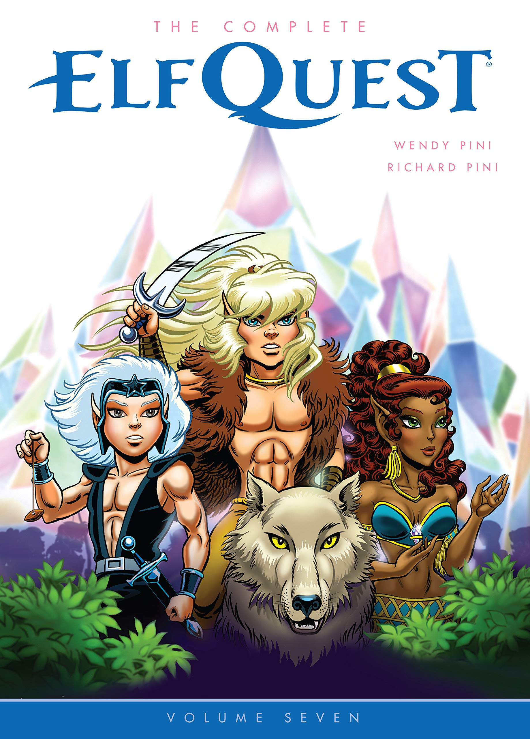 Download The Complete Elfquest Volume One By Wendy Pini