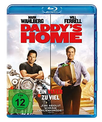 Daddys Home Ein Vater Zu Viel Blu Ray Amazonde Mark Wahlberg