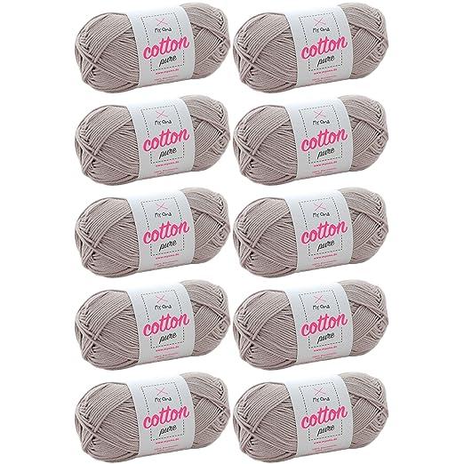 Baumwolle Stricken Myoma Cotton Pure Bast Fb 0171 Baumwollgarn