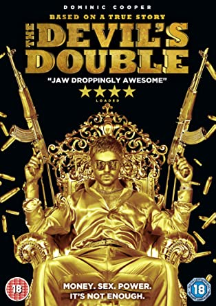 Image result for the devil's double dvd