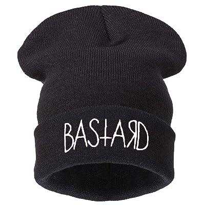 Beanie Hats - Bonnet - Femme Noir BASTARD