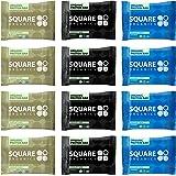 Squarebar Organic Protein Bar Variety 1.7oz (Pack of 12)