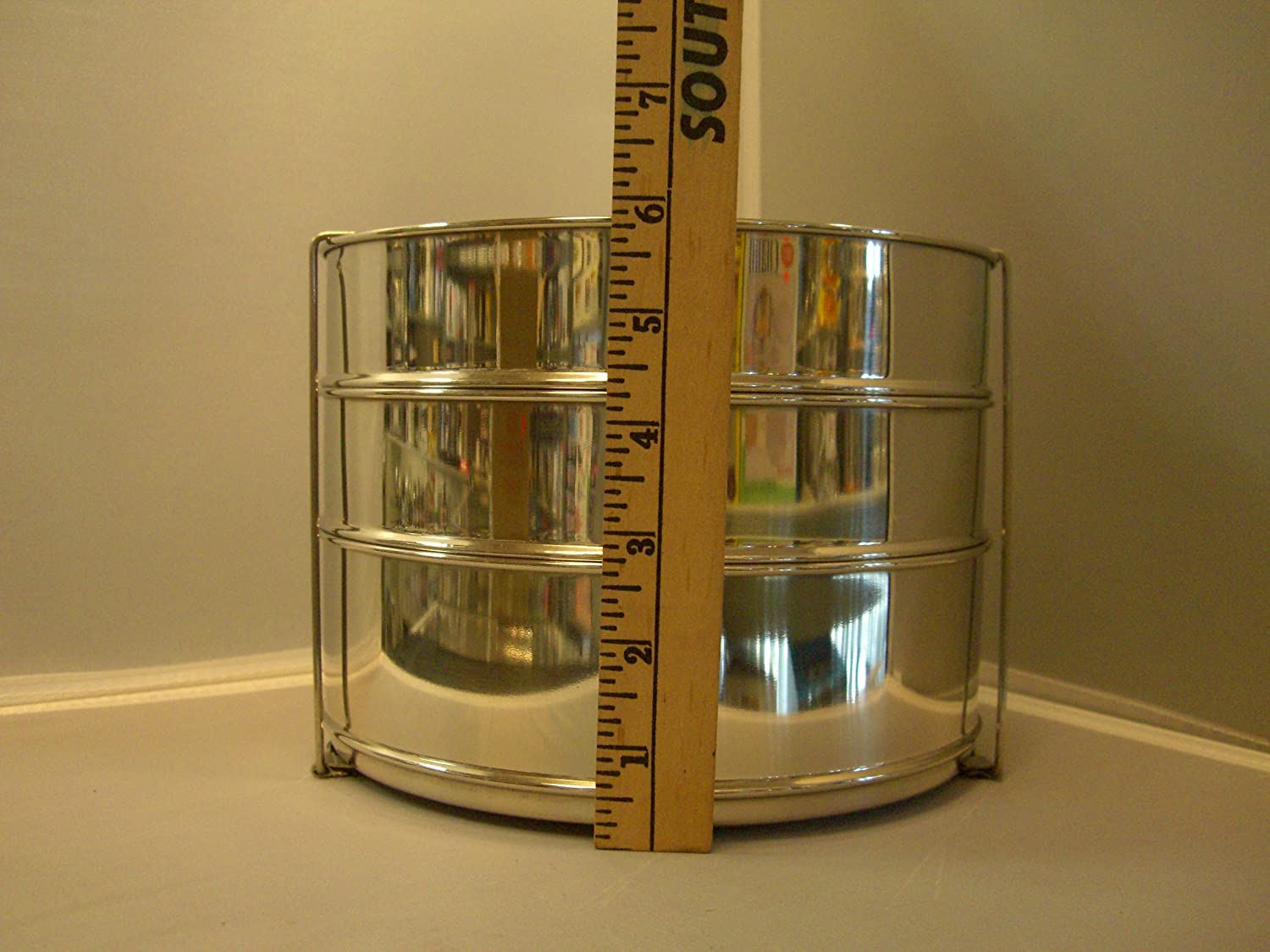 COOKER DUBBA/CONTAINER/SEPARATOR