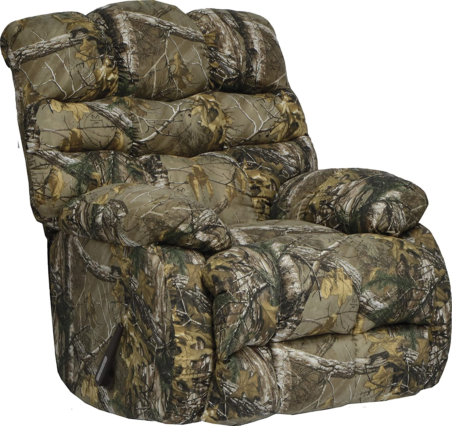 Amazon.com Duck Dynasty Flat Rock Chaise Rocker Recliner - Realtree Xtra Kitchen u0026 Dining  sc 1 st  Amazon.com : duck commander recliner - islam-shia.org