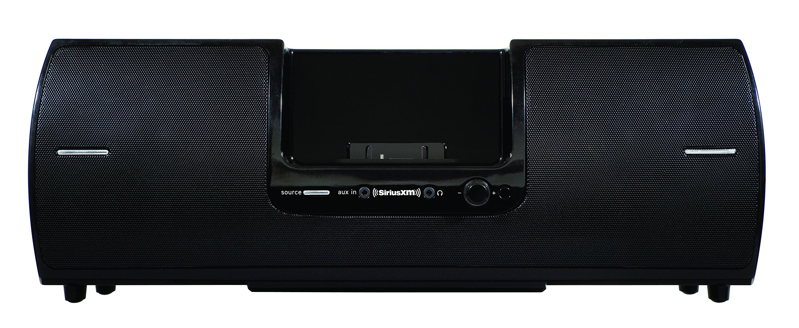 SiriusXM SXSD2 Portable Speaker Dock Audio System for Dock and Play Radios (Black) by SiriusXM