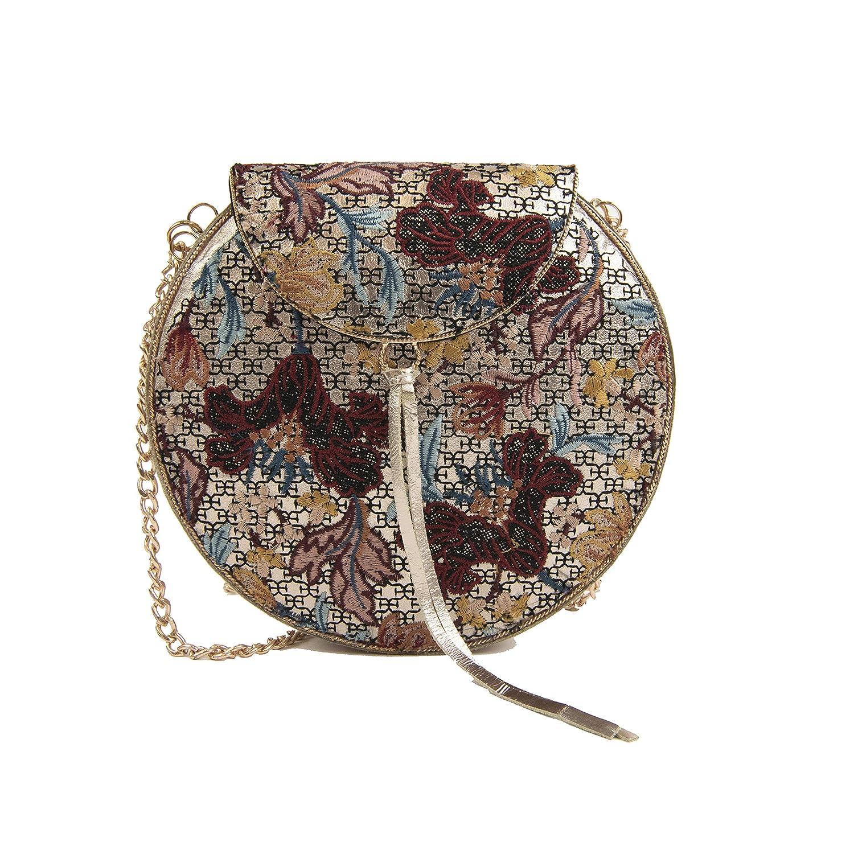 b98fd2265e2d Sam Edelman Beatrice ii Hard Box, Rose Gold: Handbags: Amazon.com