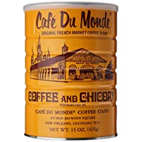 Deals on Cafe Du Monde Coffee Chicory, 15 Ounce Ground