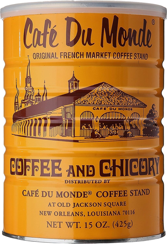 Cafe Du Monde Coffee Chicory Ground