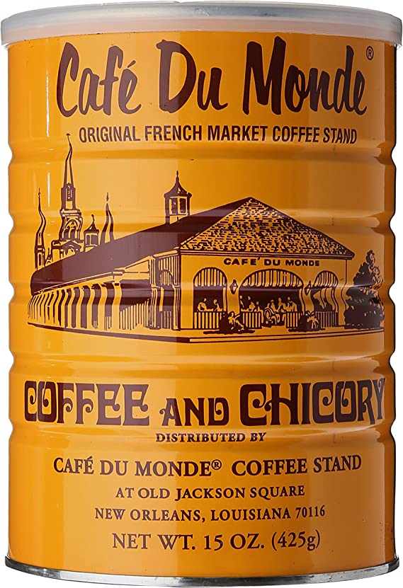 Cafe Du Monde Coffee Chicory Ground