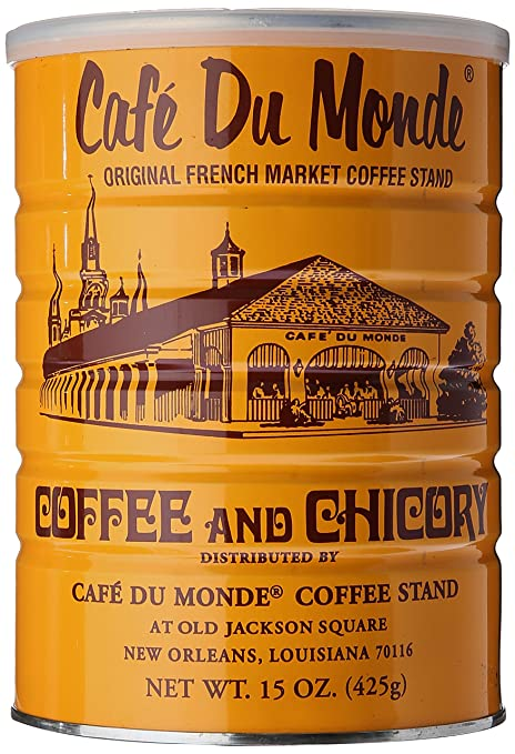 Cafe Du Monde Coffee and Chickory, 15 Ounce by Cafe Du Mond ...