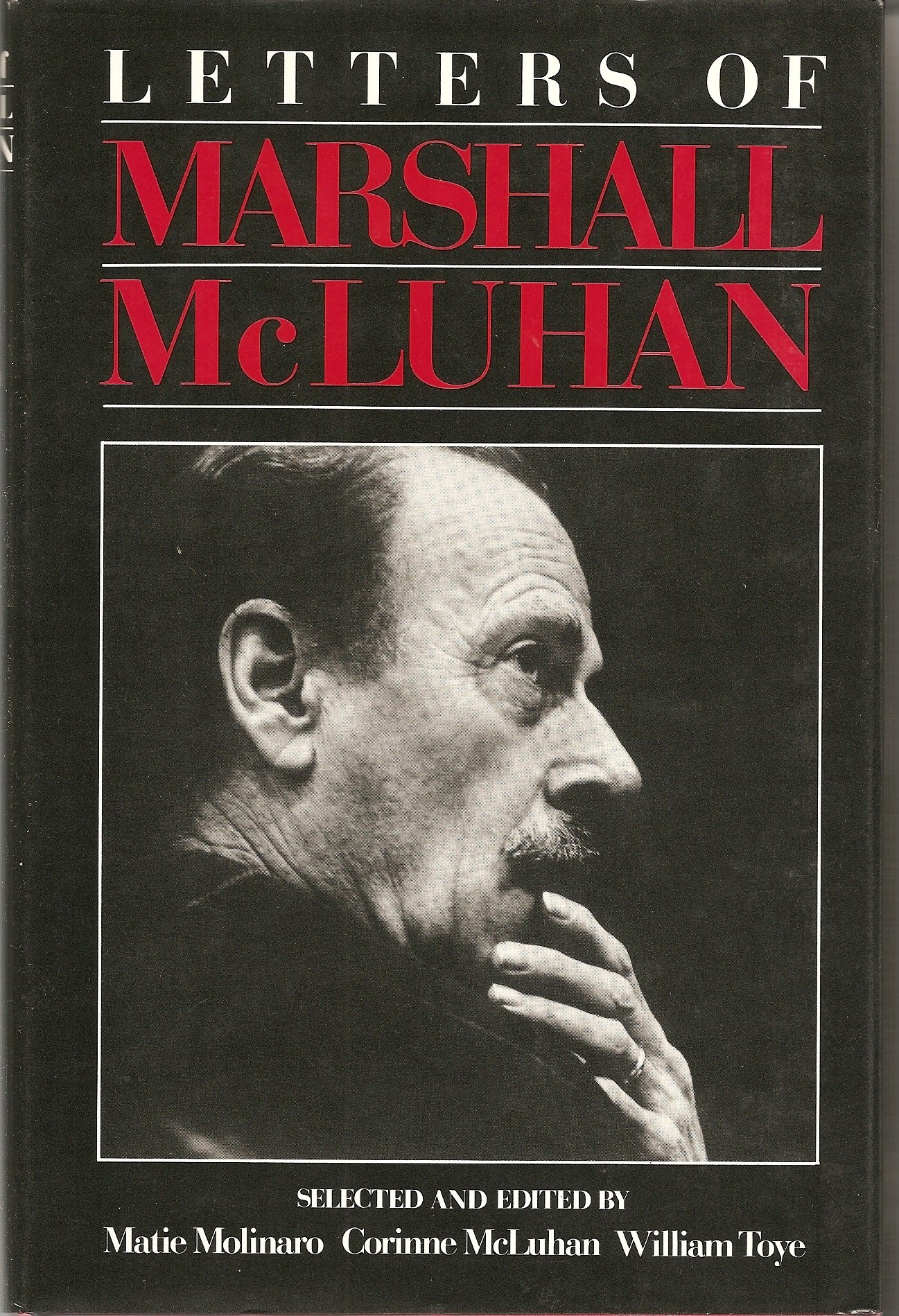 Letters of Marshall McLuhan by Oxford University Press