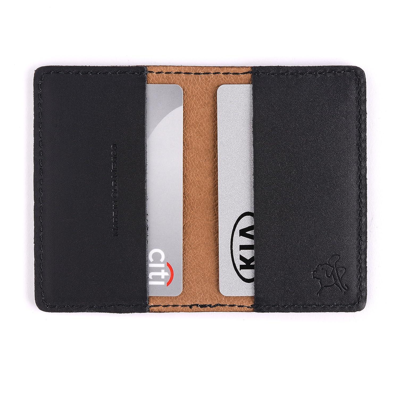 Saddleback Leather Co. RFID-Shielded Slim Bifold Leather Business ...