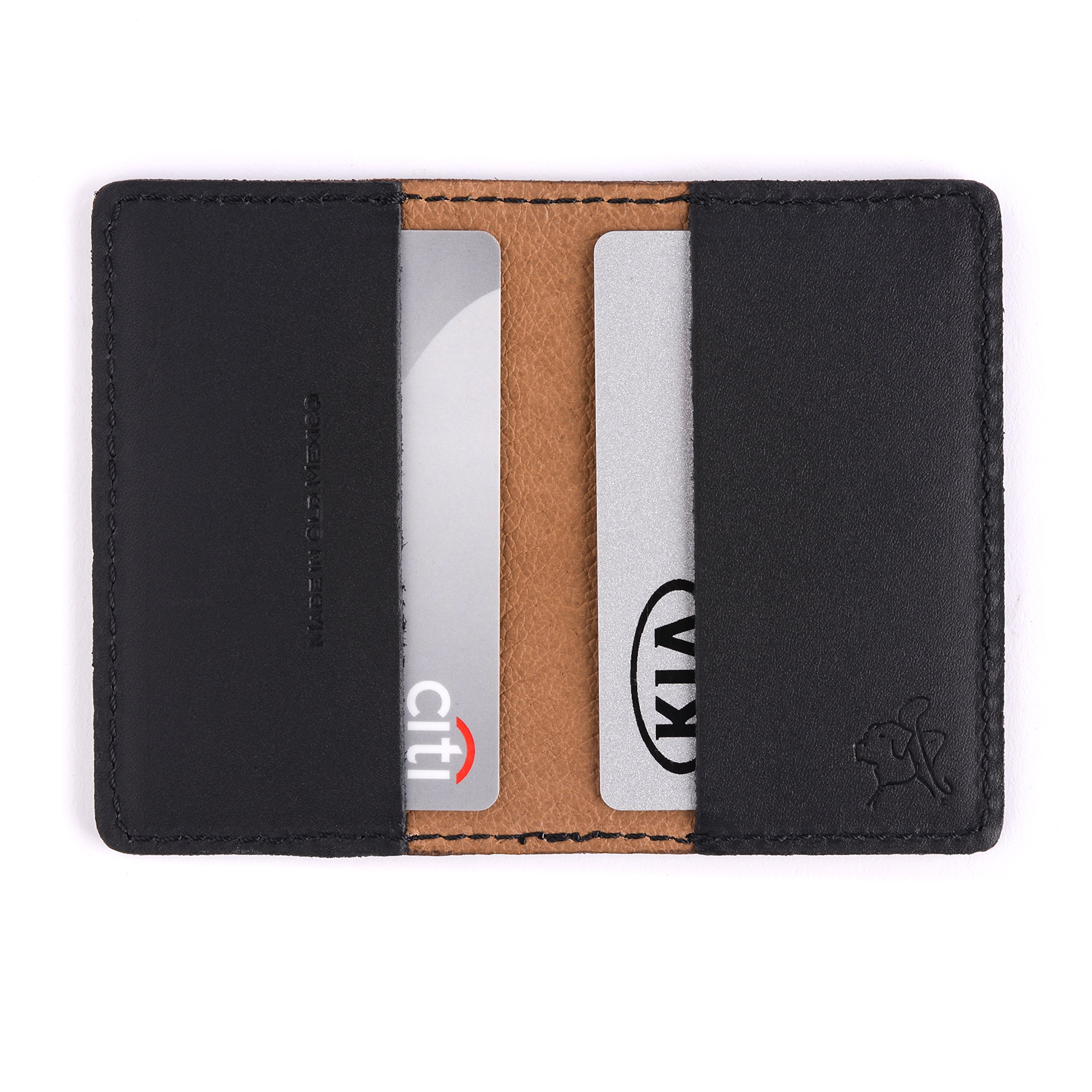 Saddleback Leather Co. Slim Multi Business Card Holder for Men and Women Includes 100 Year Warranty