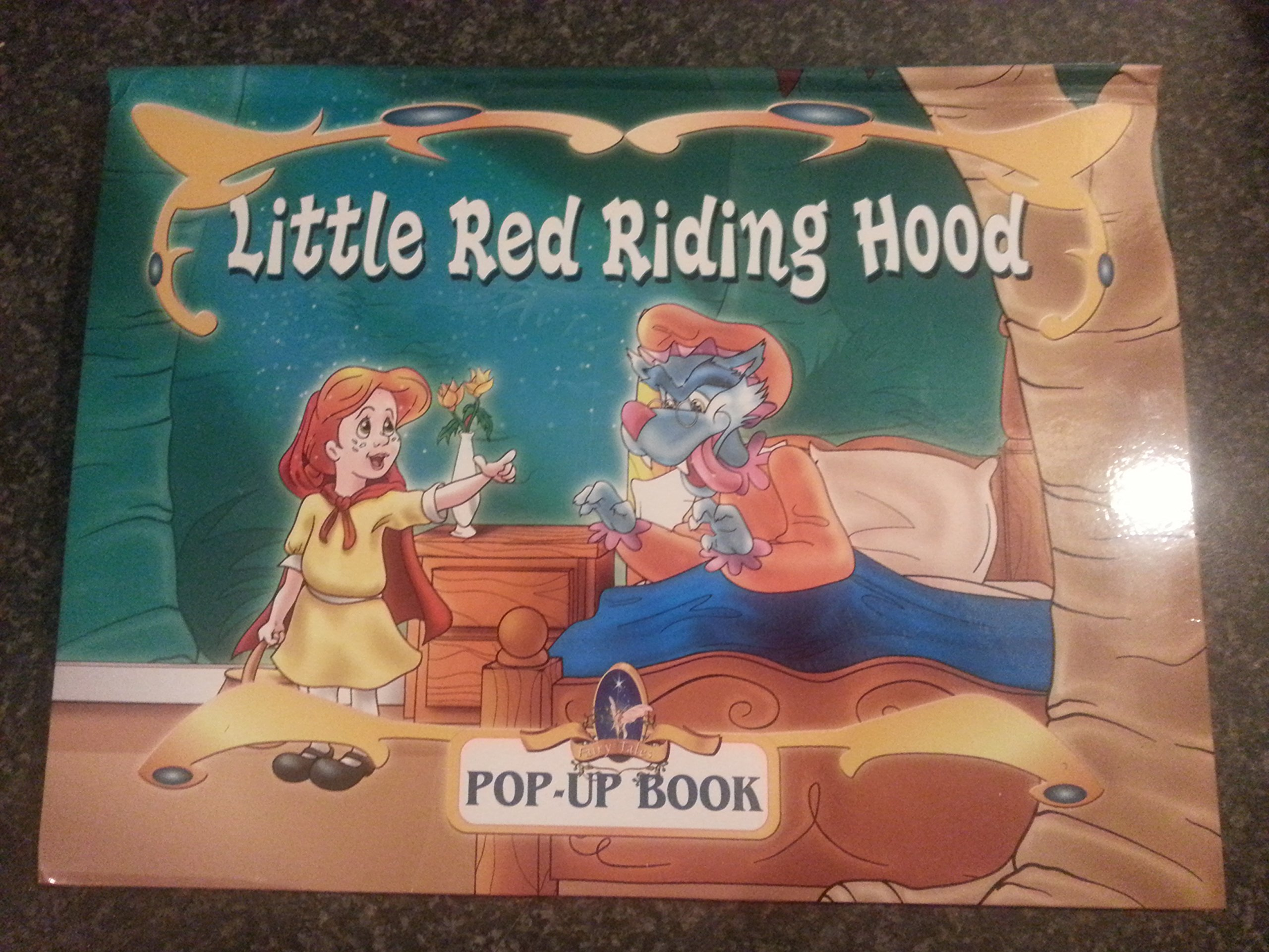 Download Little Red Riding Hood (Pop-Up Book) ebook