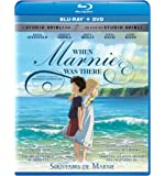 When Marnie Was There / Souvenirs de Marnie [Blu-ray + DVD] (Bilingual)