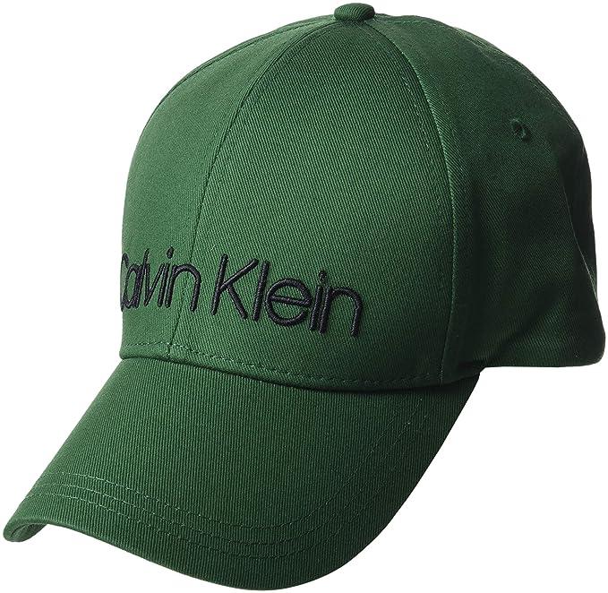 Calvin Klein Logo Embroidery Cap M e6f185cdec2