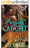 Purrfectly Caught: Paranormal Dating Agency (A Maverick Pride Tale Book 4)