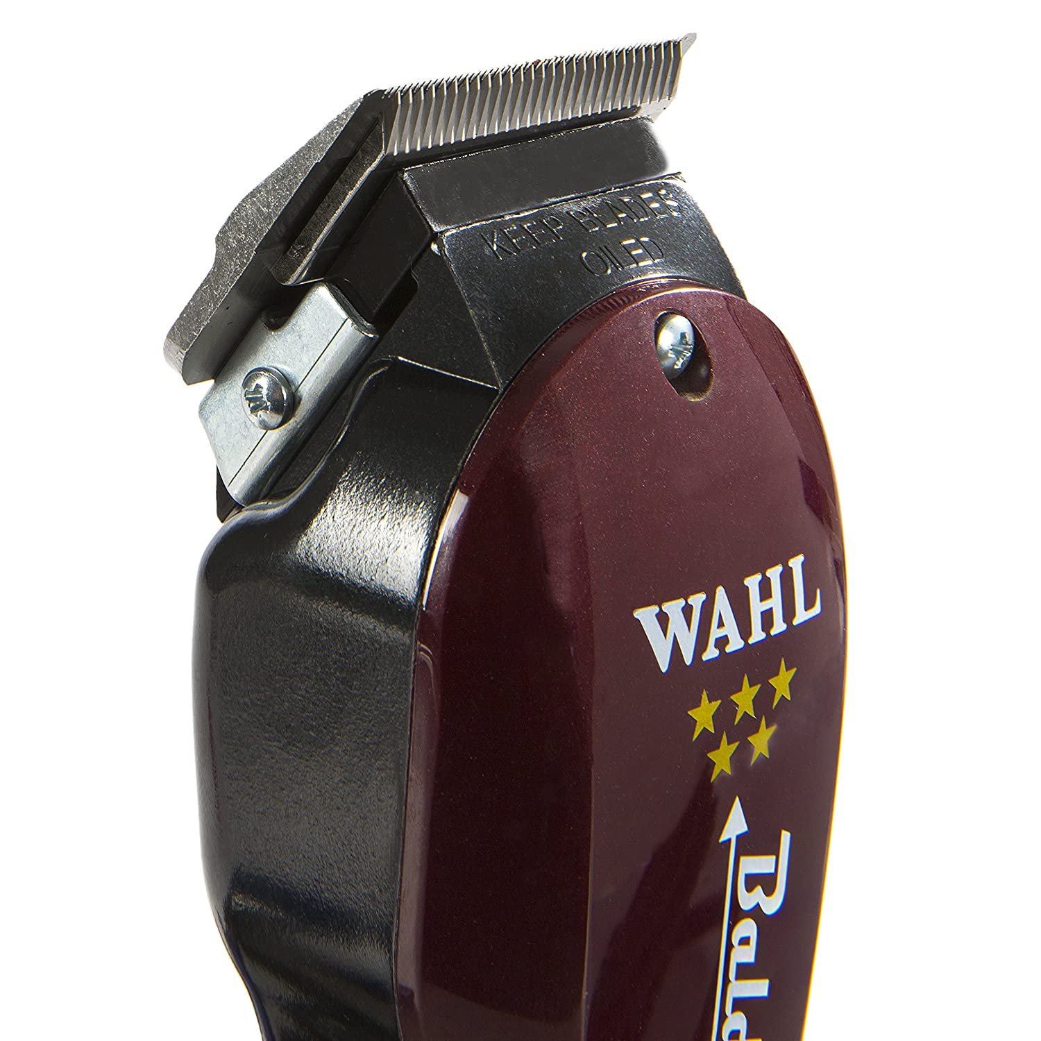 Amazon Wahl Professional 5 Star Balding Clipper 8110 Great