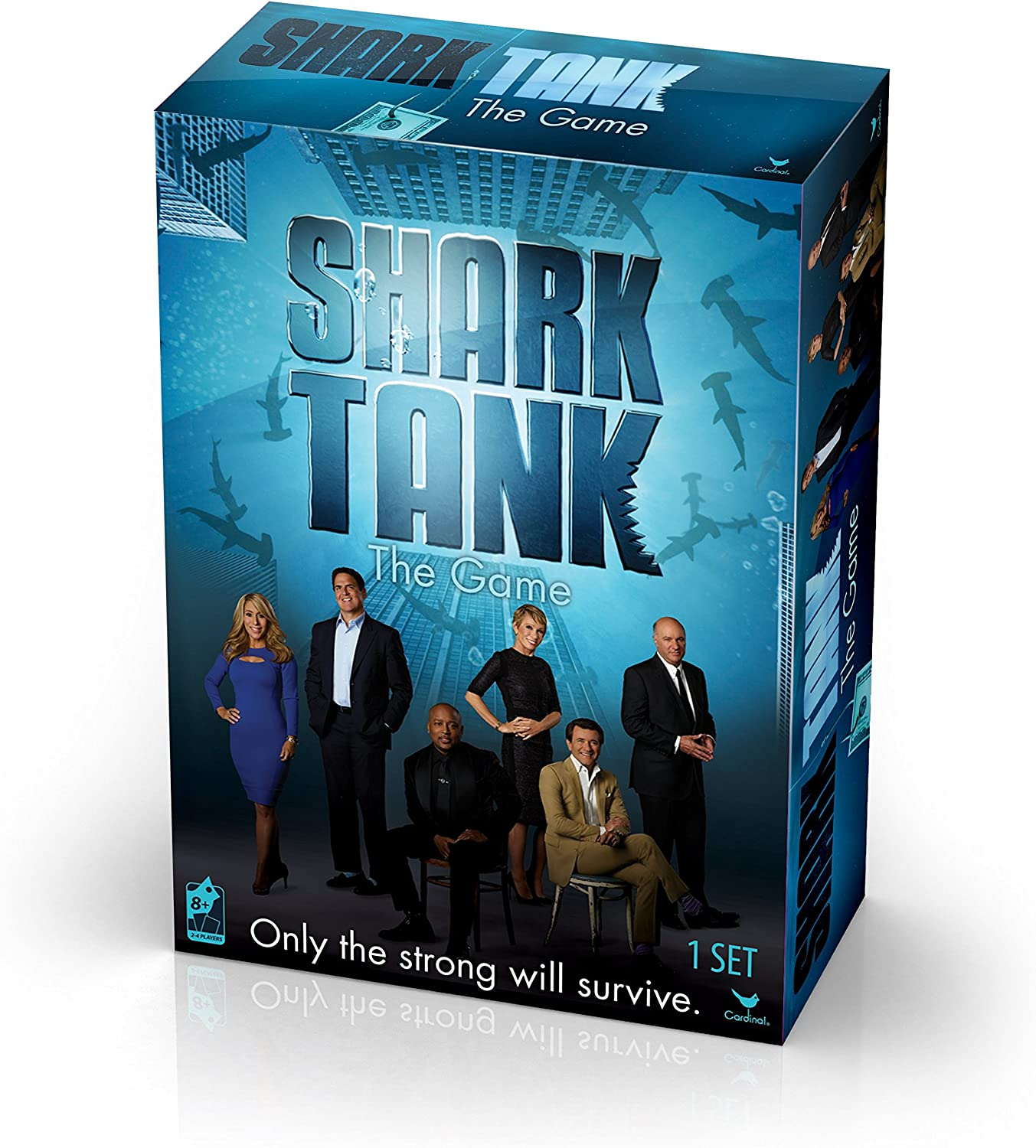 Shark Tank Signature Game