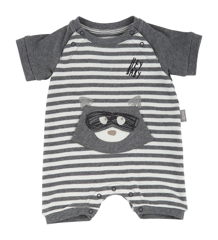 Sigikid Unisex Baby Overall New Born Strampler