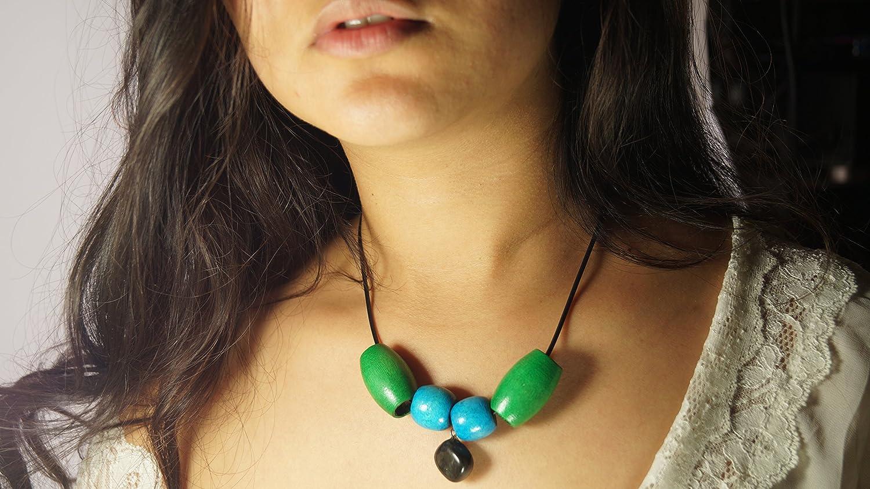 Pulseras collares Set para manualidades 10 x Collares de caucho Negro Collar femenino Collar de caucho Cierre con langosta de caucho Plata