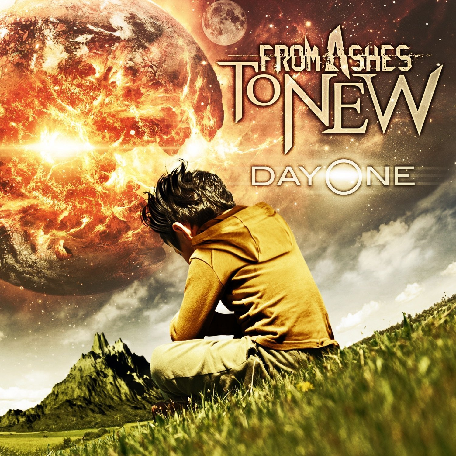 CD : From Ashes to New - Day One (CD)