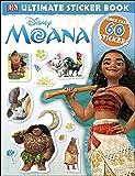 Ultimate Sticker Book: Disney Moana (Ultimate Sticker Books)